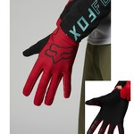 Fox Ranger Long Finger MTB Glove Red Chill