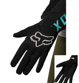 Fox Ranger Long Finger MTB Glove Black