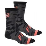 "Fox 8"" Defender MTB Sock Black/Camo"