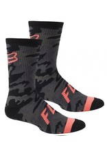 "Fox 8"" Defender MTB Sock Black/Camo"