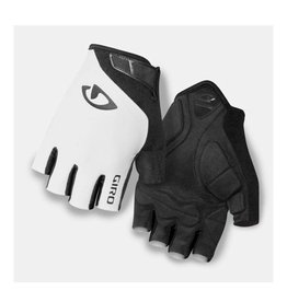 Giro Jag Short Finger Glove White