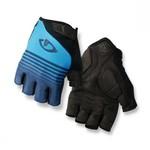 Giro Jag Short Finger Glove Blue Stripe