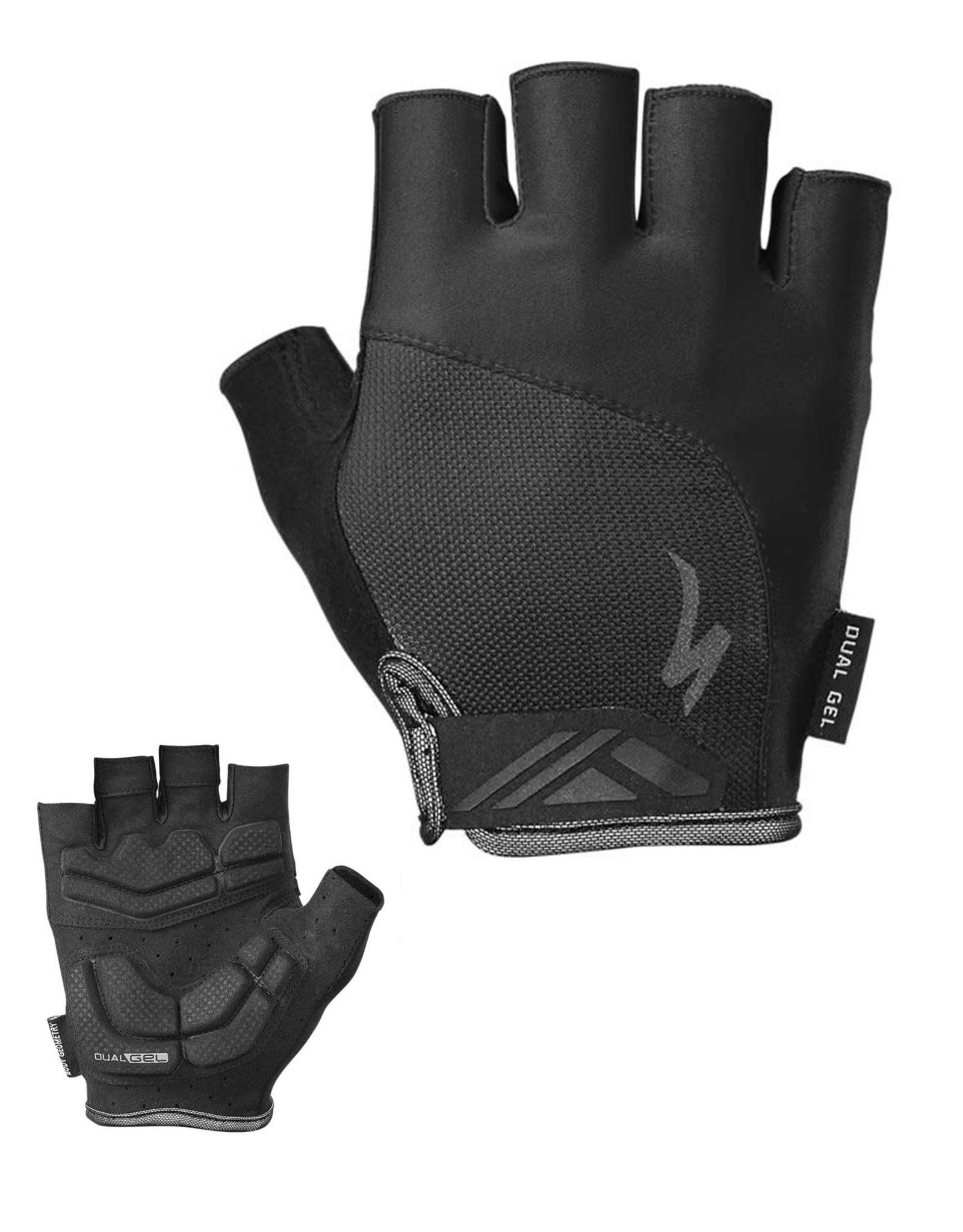 SPECIALIZED Specialized Body Geometry Dual-Gel Glove Black