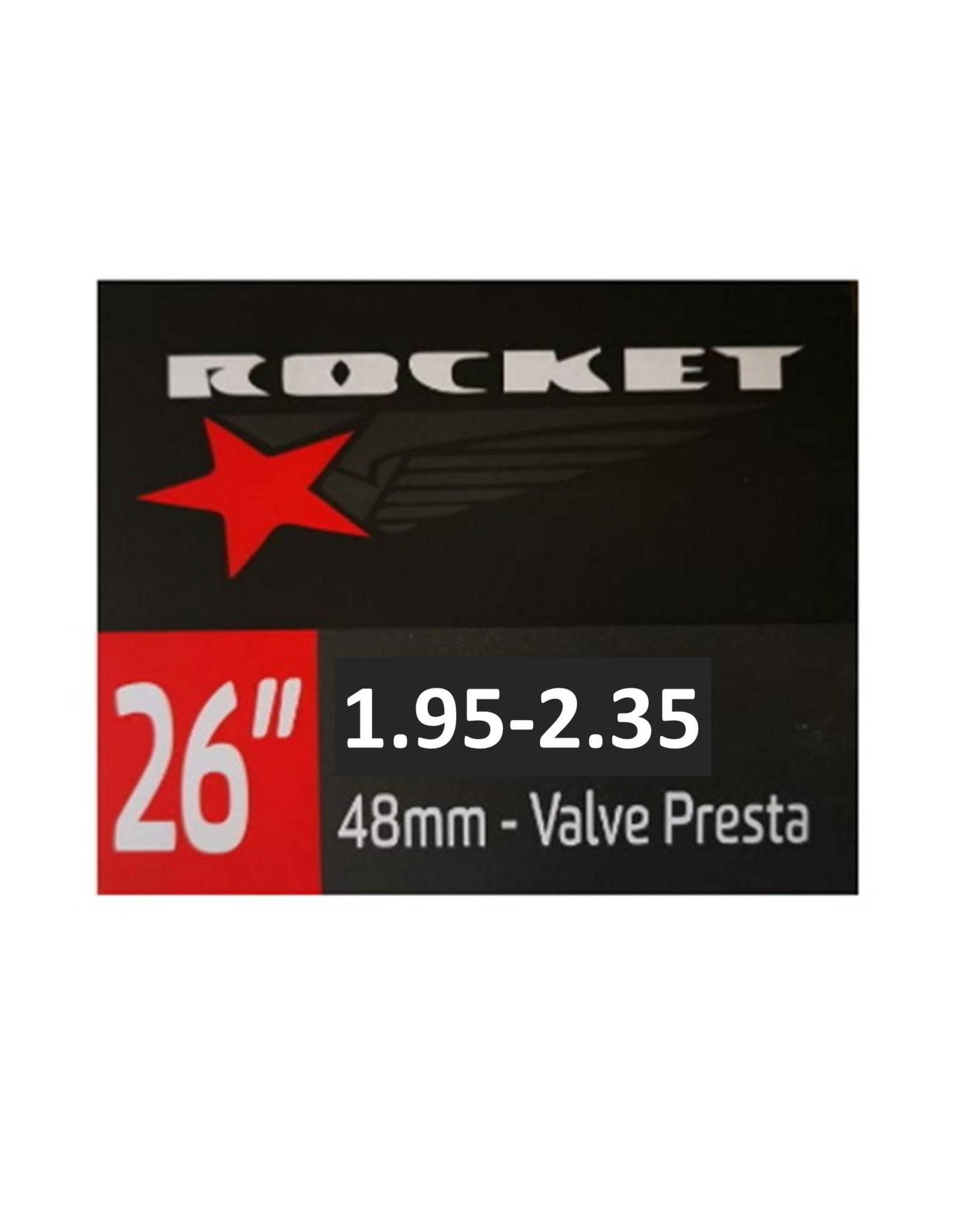 Rocket 26 X 1.95/2.35 Presta Tube