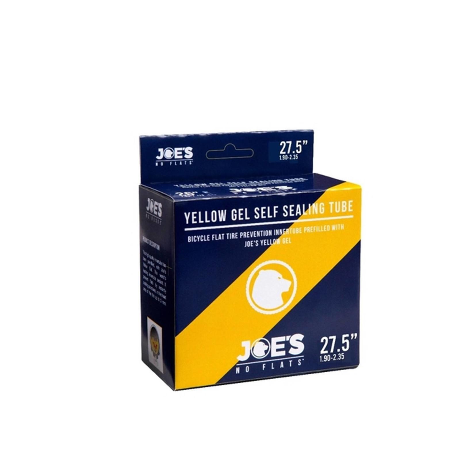 Joes Self Sealing 27.5 x 1.90-2.35 Schrader Tube