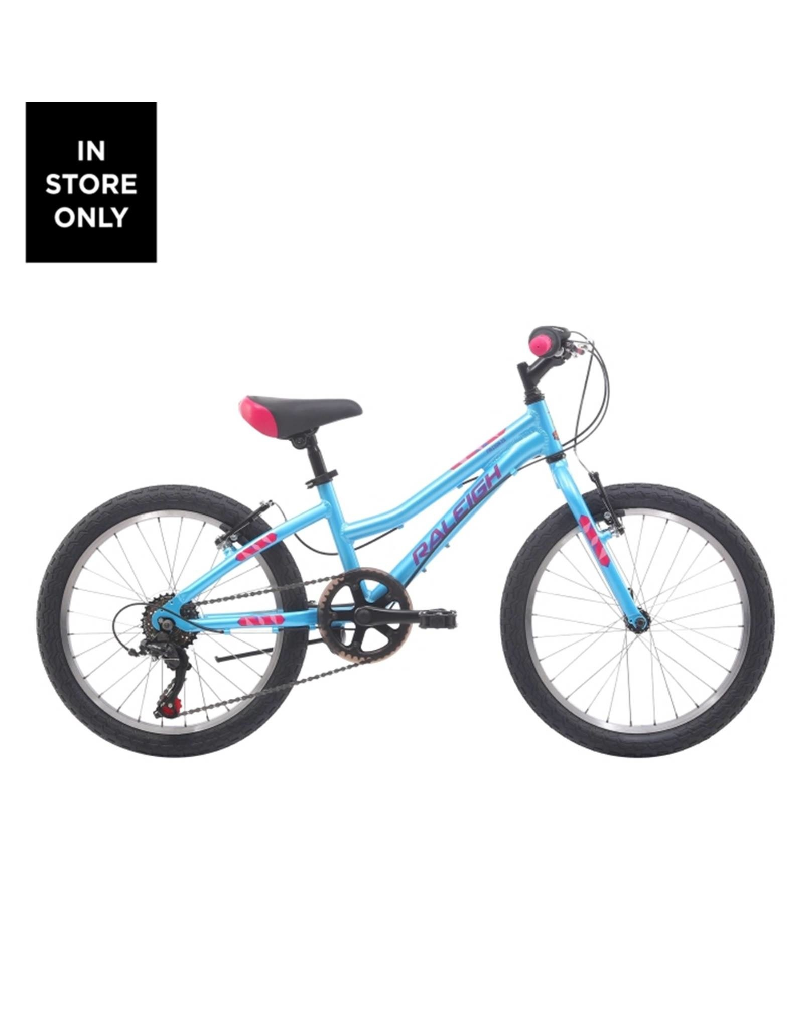 """Raleigh Freedom 20"""" 2021 Ice Blue"""