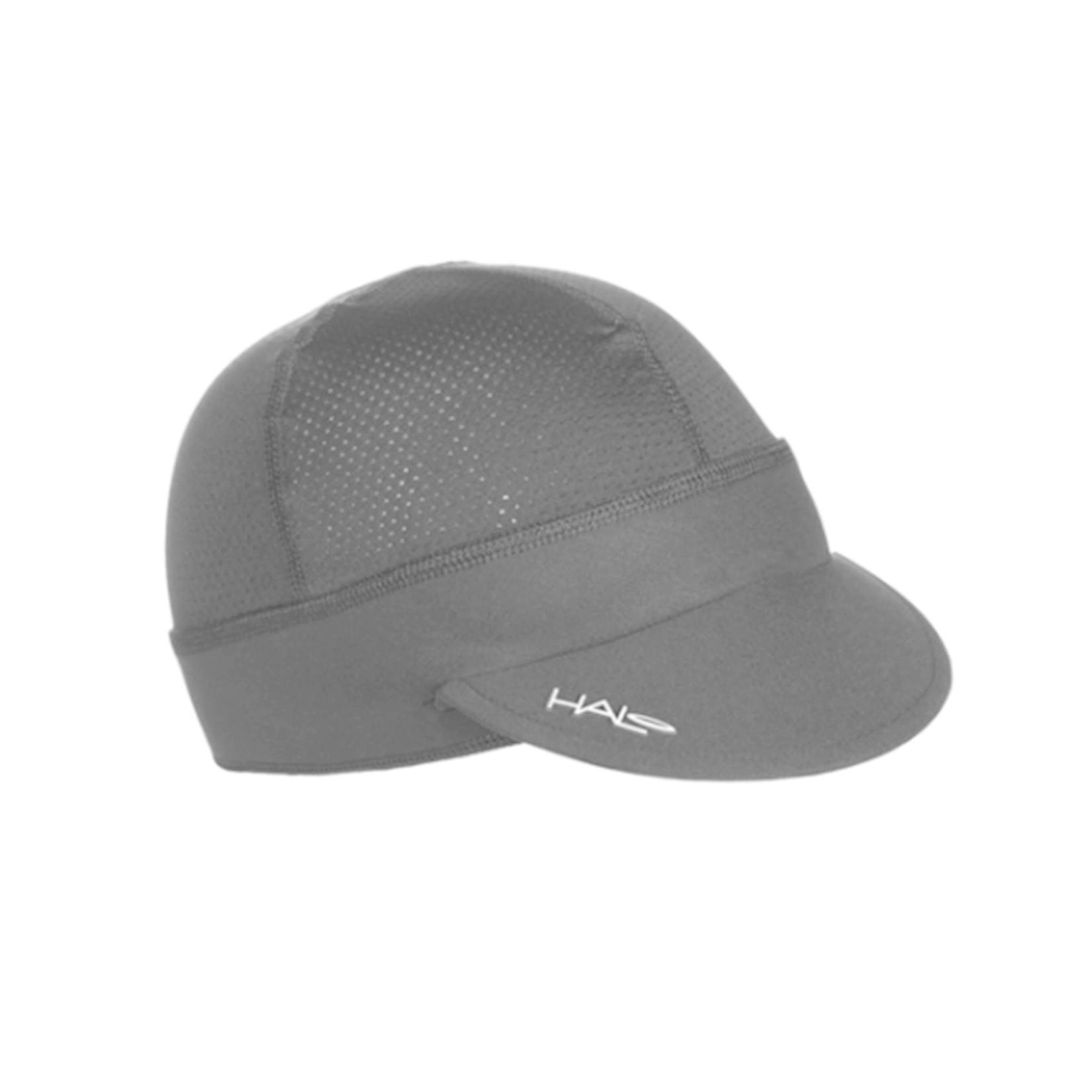 Halo Cycling Cap Black