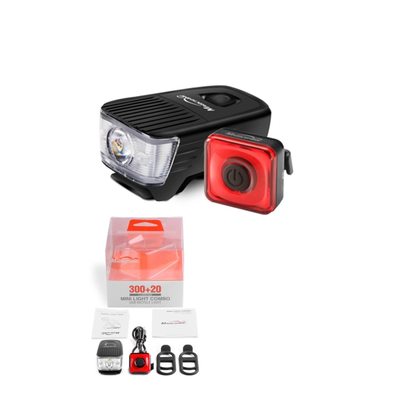 Magicshine Mini Combo Light Set 300/20