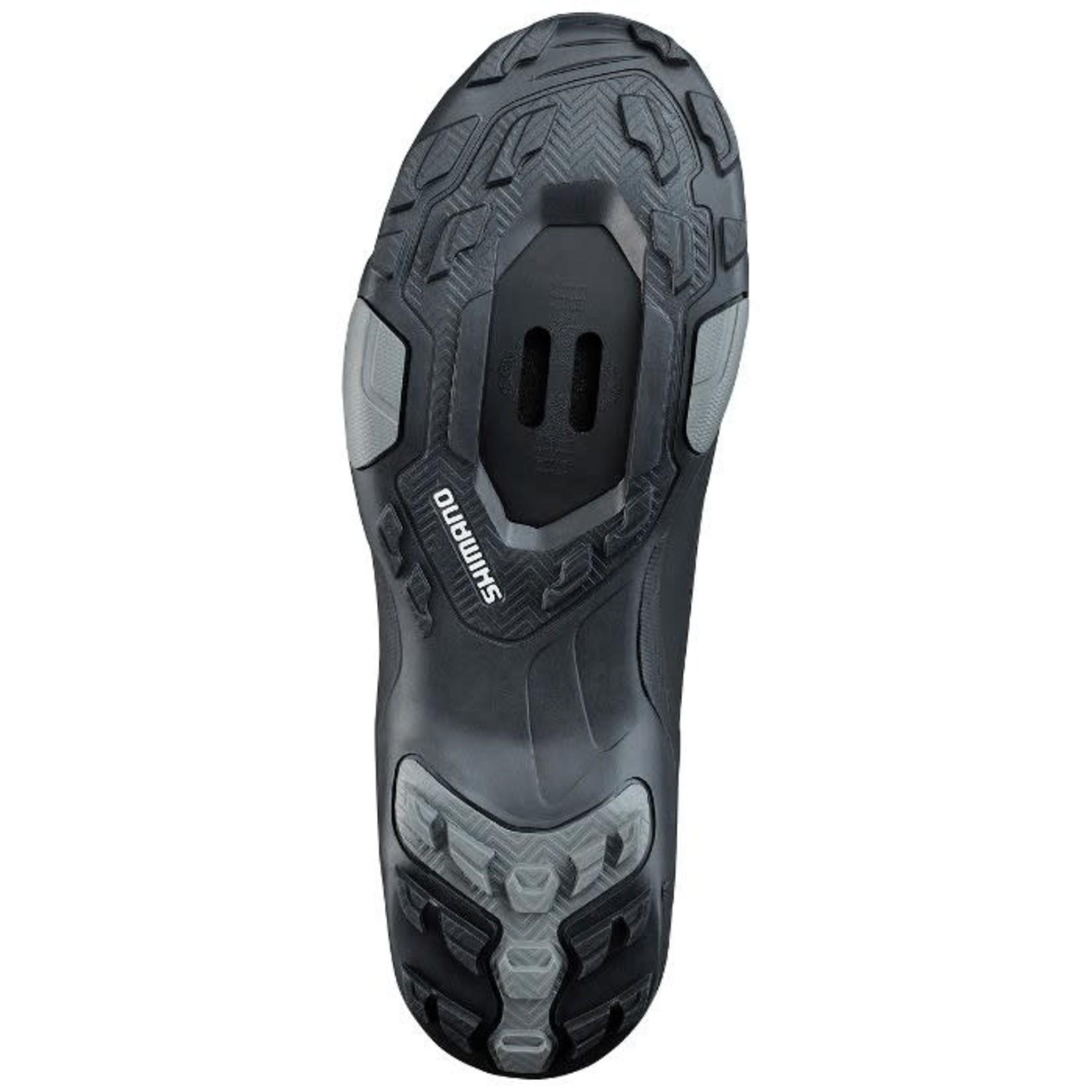 Shimano MT300 Mens MTB Shoe Black/Orange