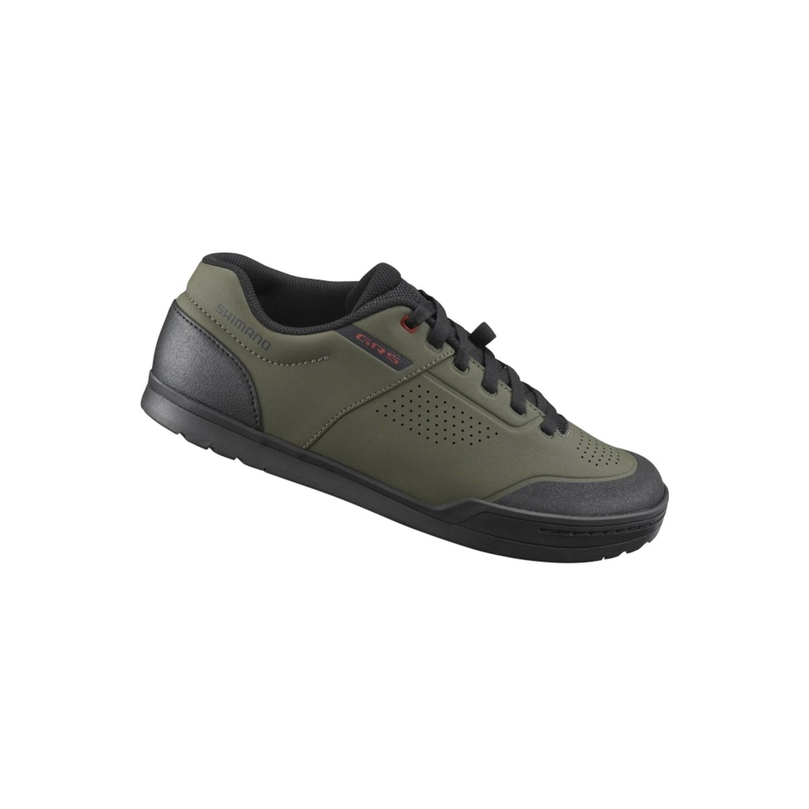 Shimano GR501 Flat Pedal Shoes 43 Olive MY21
