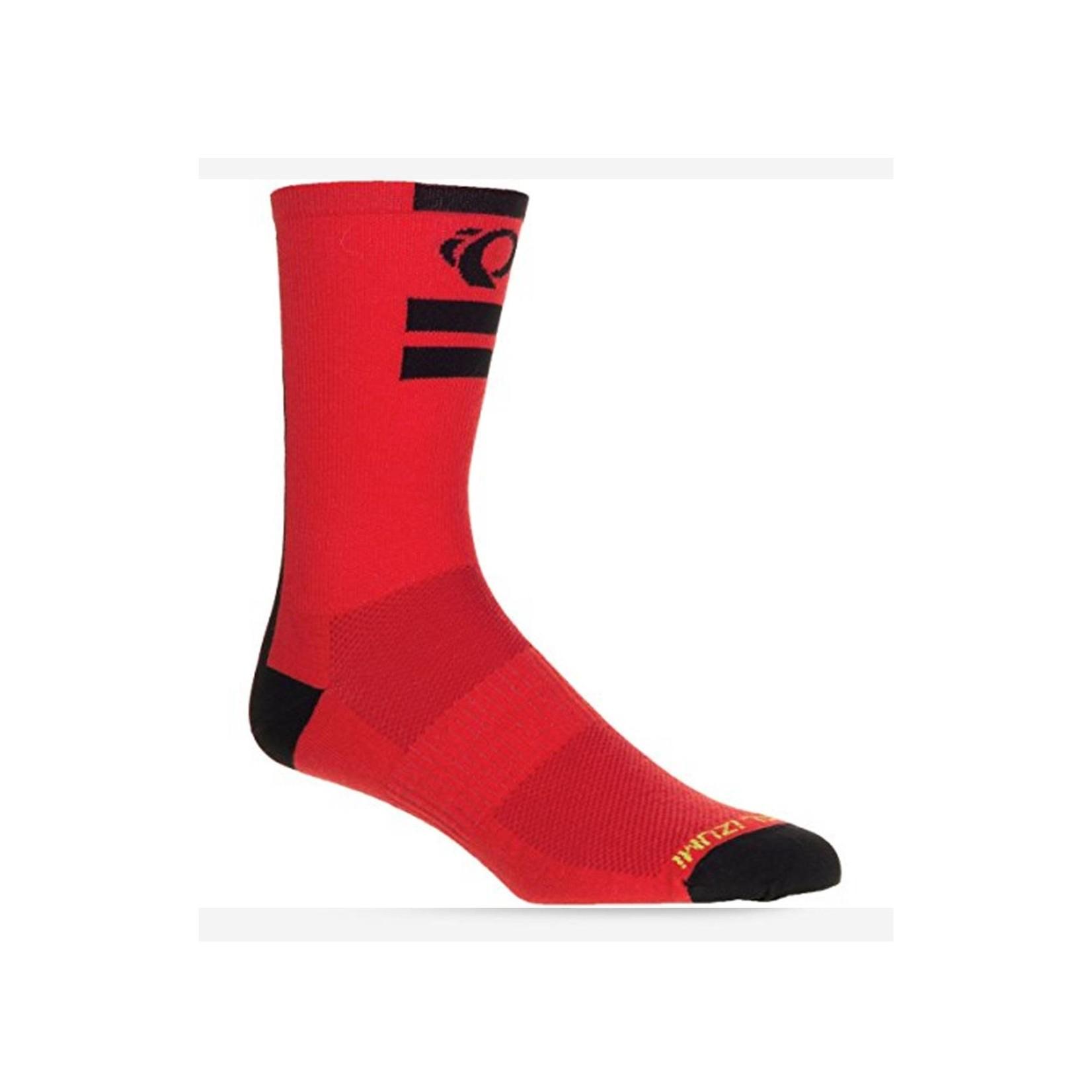 Pearl Izumi Elite Tall Core Sock Red