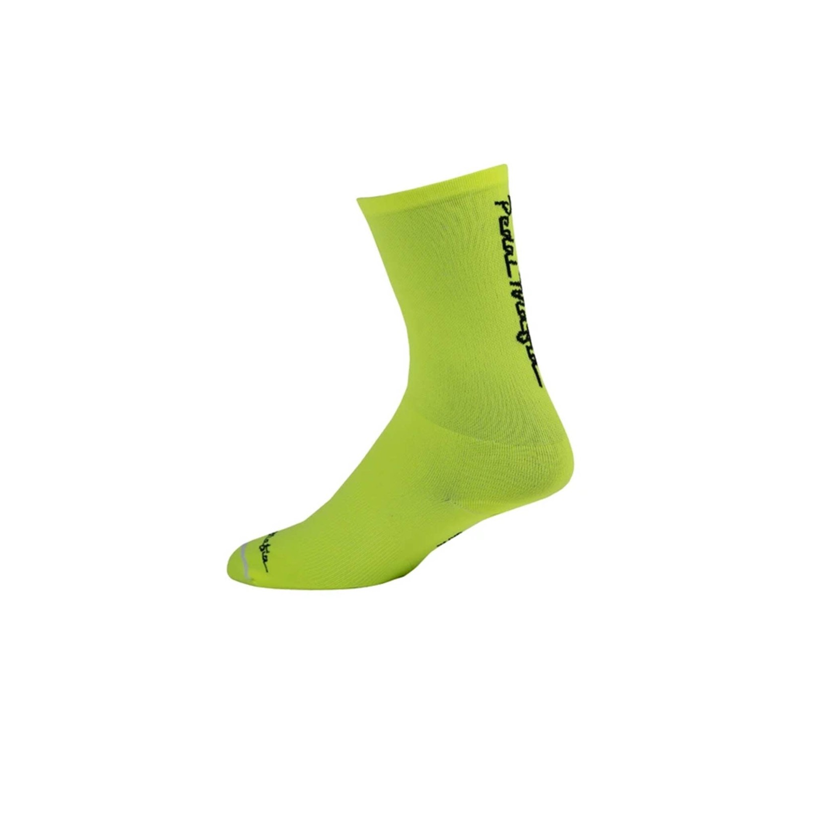 Pedal Mafia HV Yellow Sock
