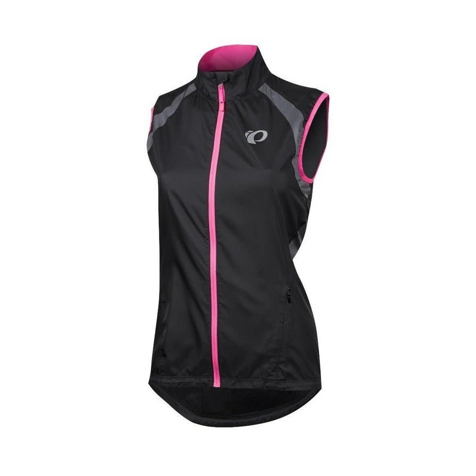 Pearl Izumi Elite Barrier Vest Black/Pink