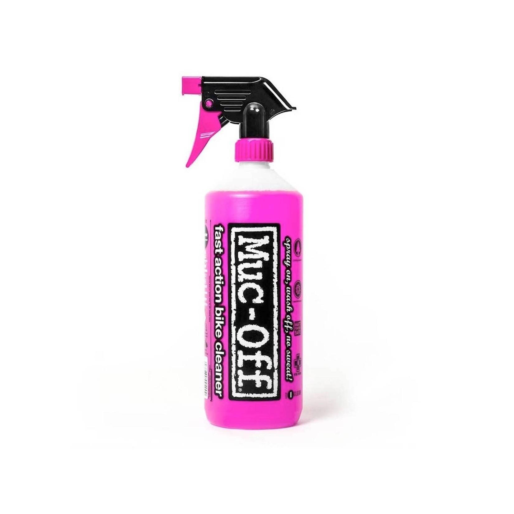 Muc-Off Muc-Off Nano Tech Bike Wash Spray 1L
