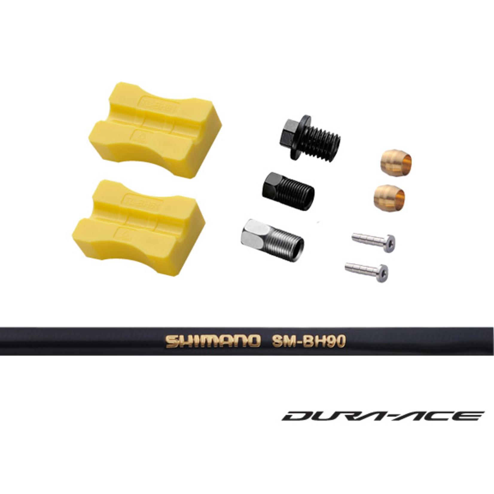Shimano SM-BH90-JK-SSR Disc Brake Hose1700mm Black