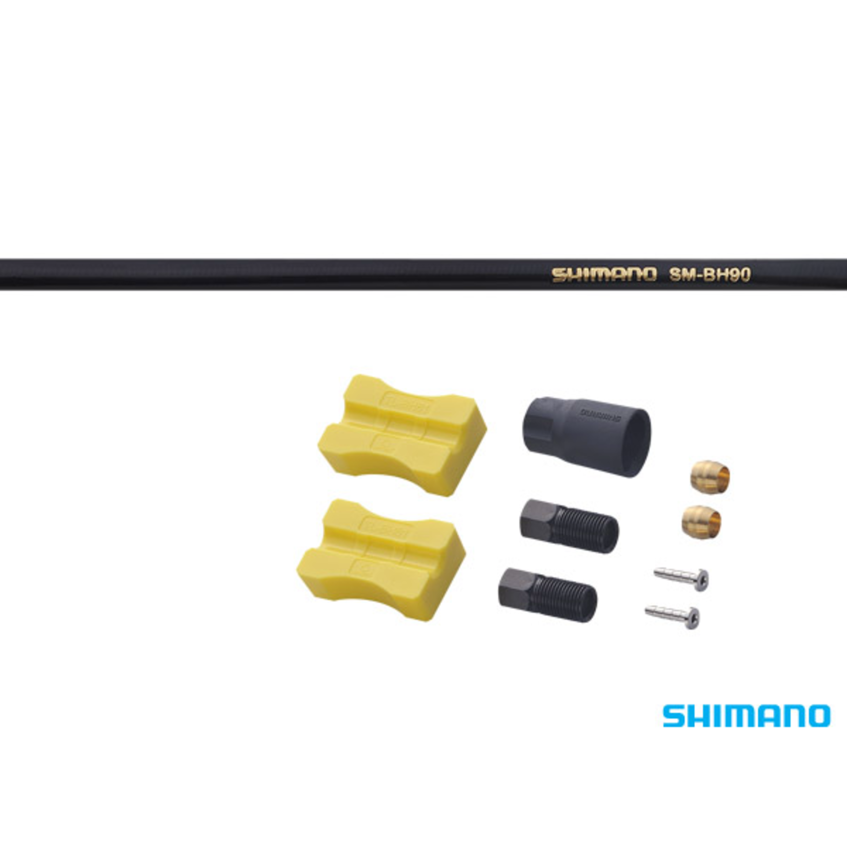 Shimano SM-BH90-SS Disc Brake Hose 1700mm Black