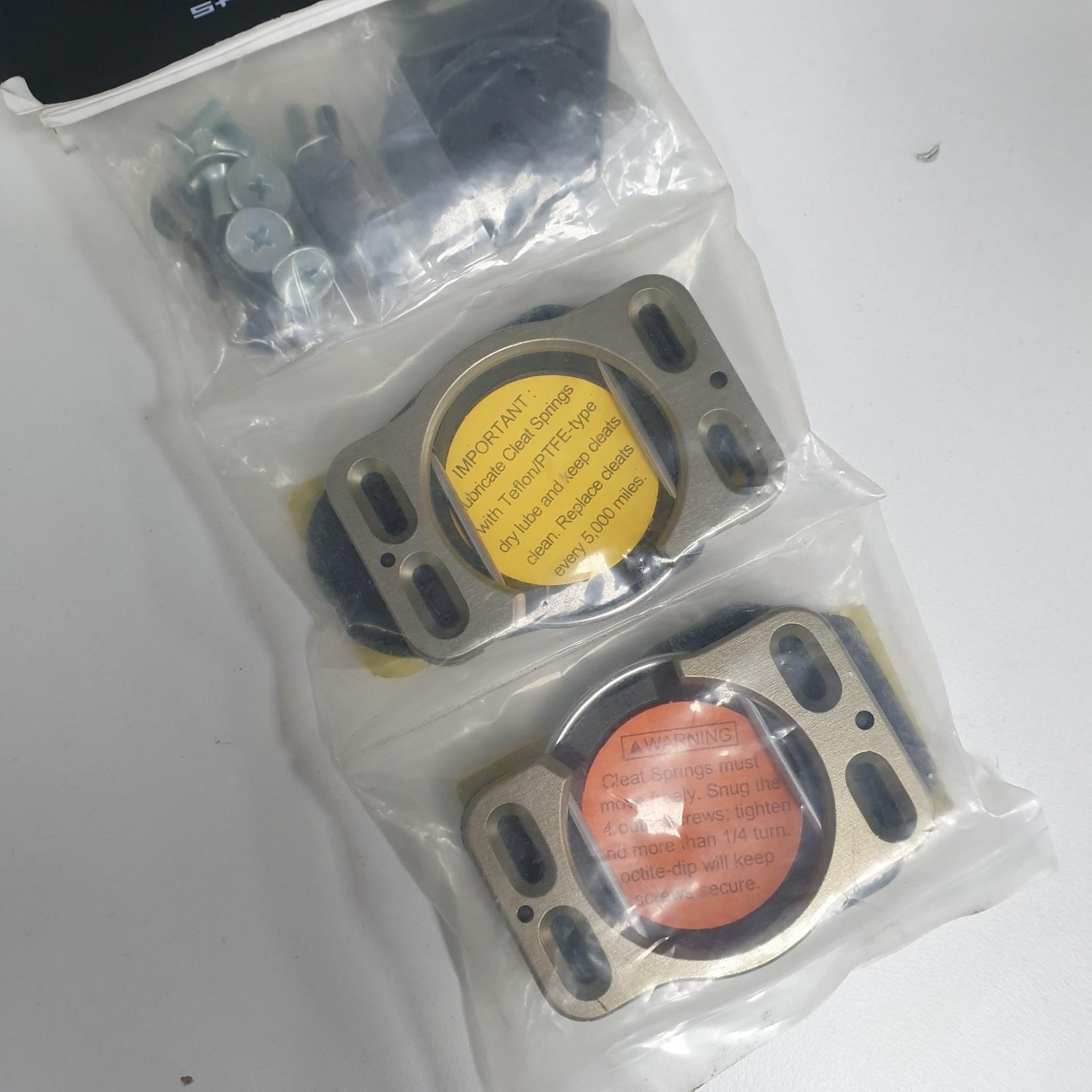 Speedplay X Series Snap Shim Cleats