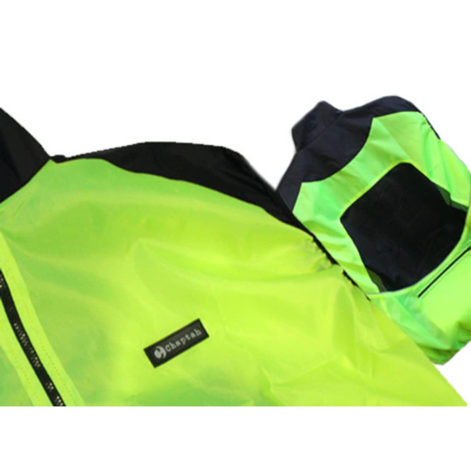 Chaptah Wind Vest Yellow Small
