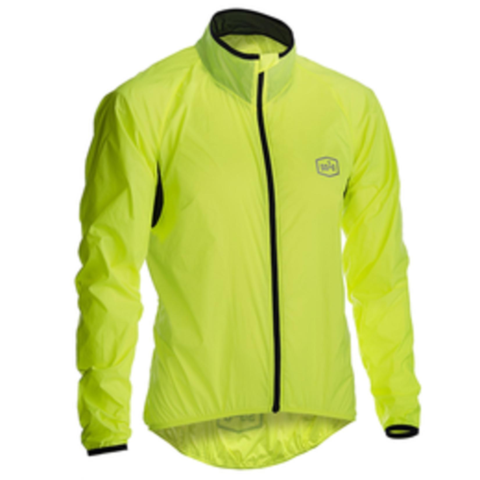 SOLO Solo Lite Rain Jacket Yellow