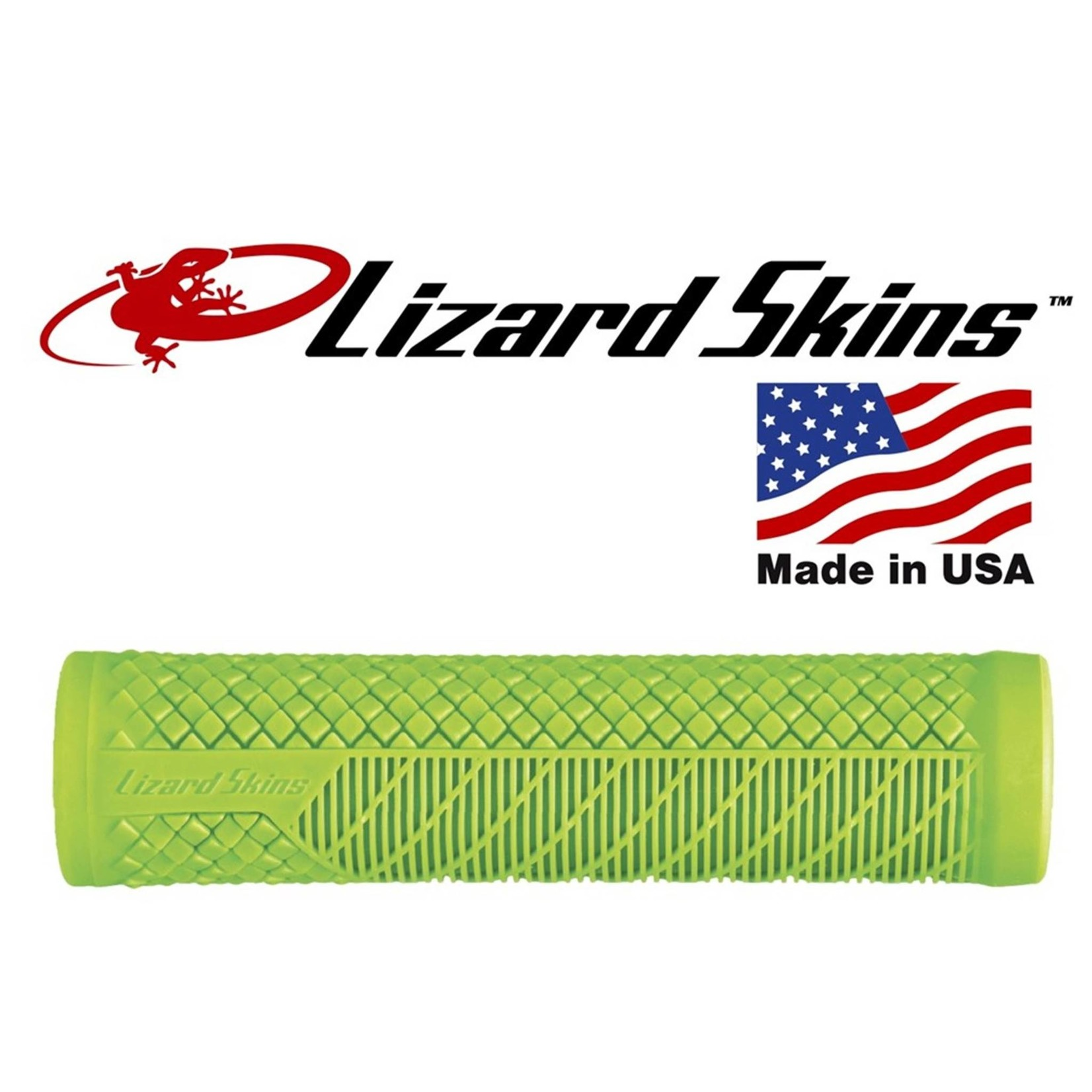 Lizard Skins Charger Evo Single Compound Grips Green