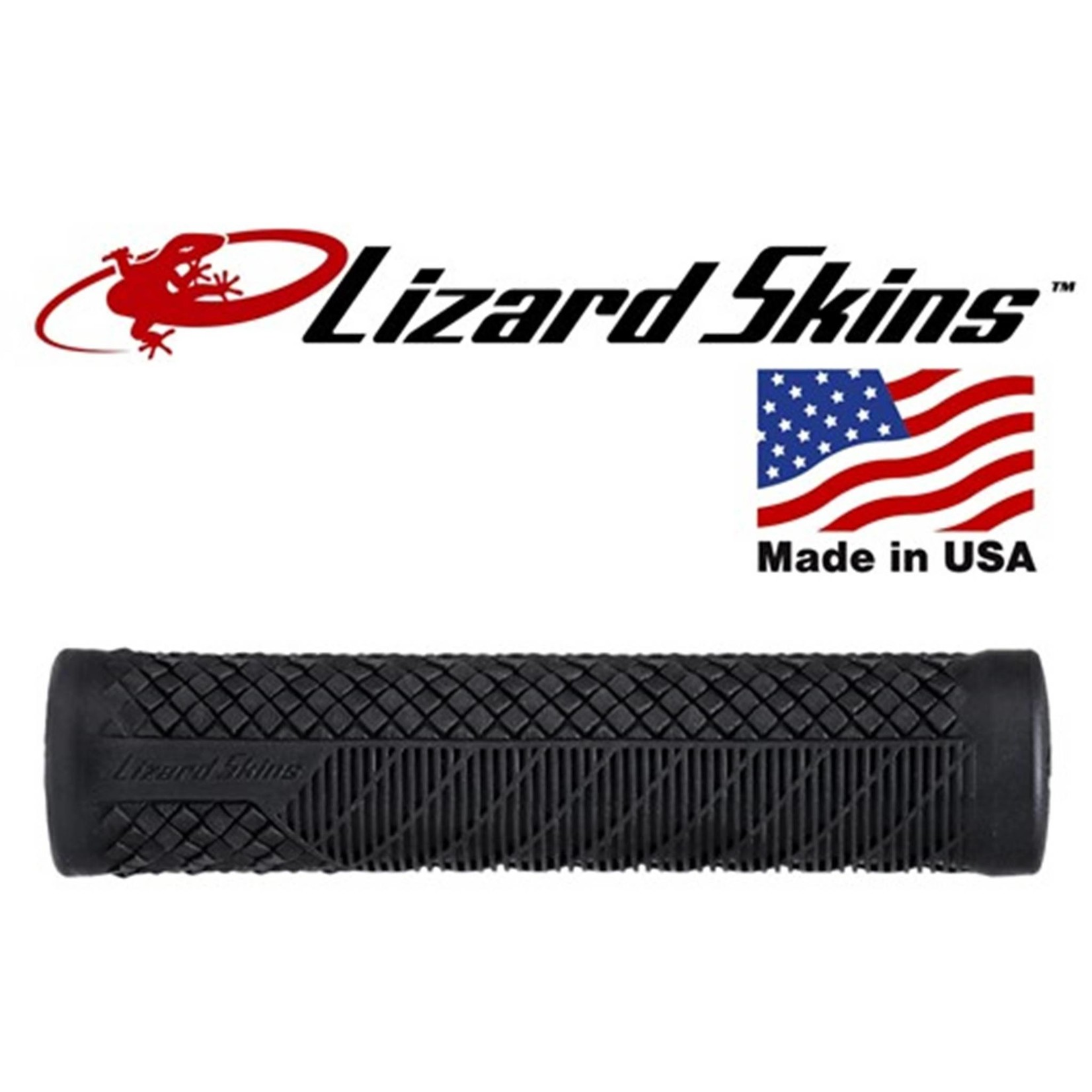 Lizard Skins Charger Evo Single Compound Grips Black