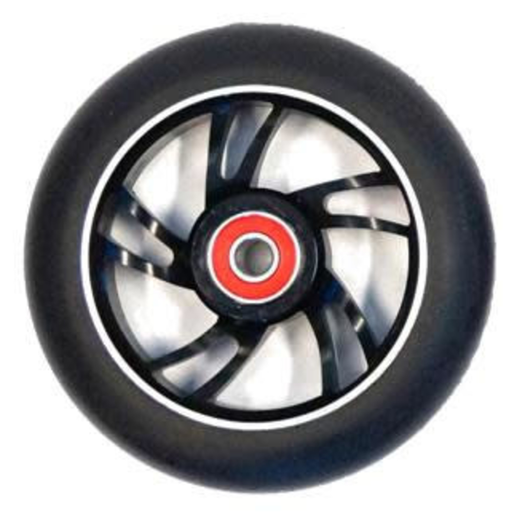 Bulletproof 100mm Scooter Wheel Black