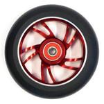 Bulletproof 110mm Scooter Wheel Each Red