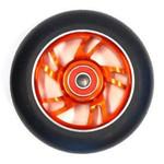 Bulletproof 110mm Scooter Wheel Each Orange