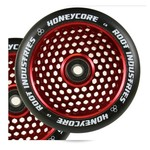Root Industries HoneyCore 120mm Scooter Wheel Black Red