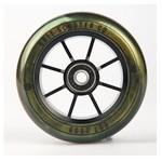 GRIT Grit Scooter Wheel 100mm Gold/Black Core Each