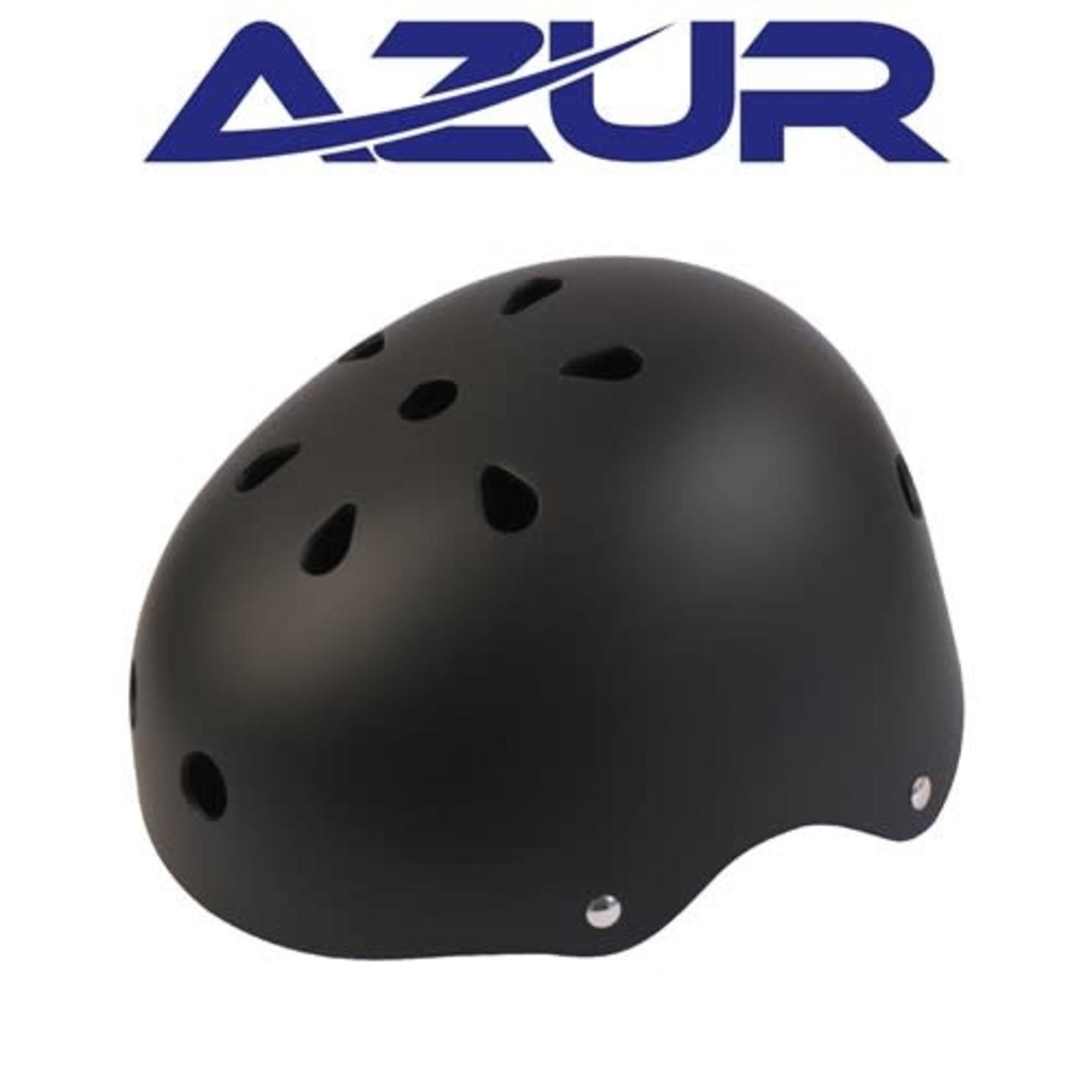 Azur U80 Helmet Matt Black