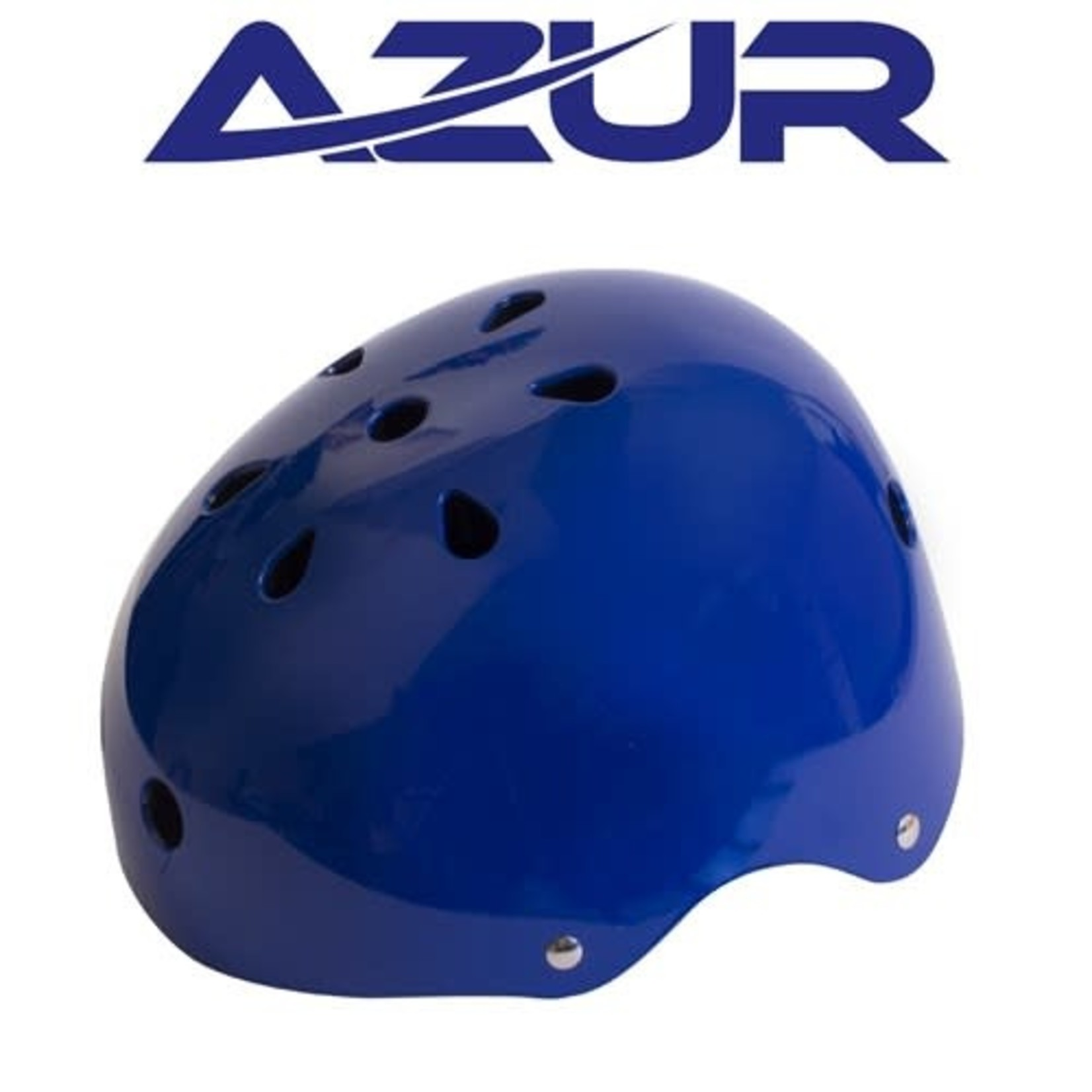 Azur U80 Helmet Blue