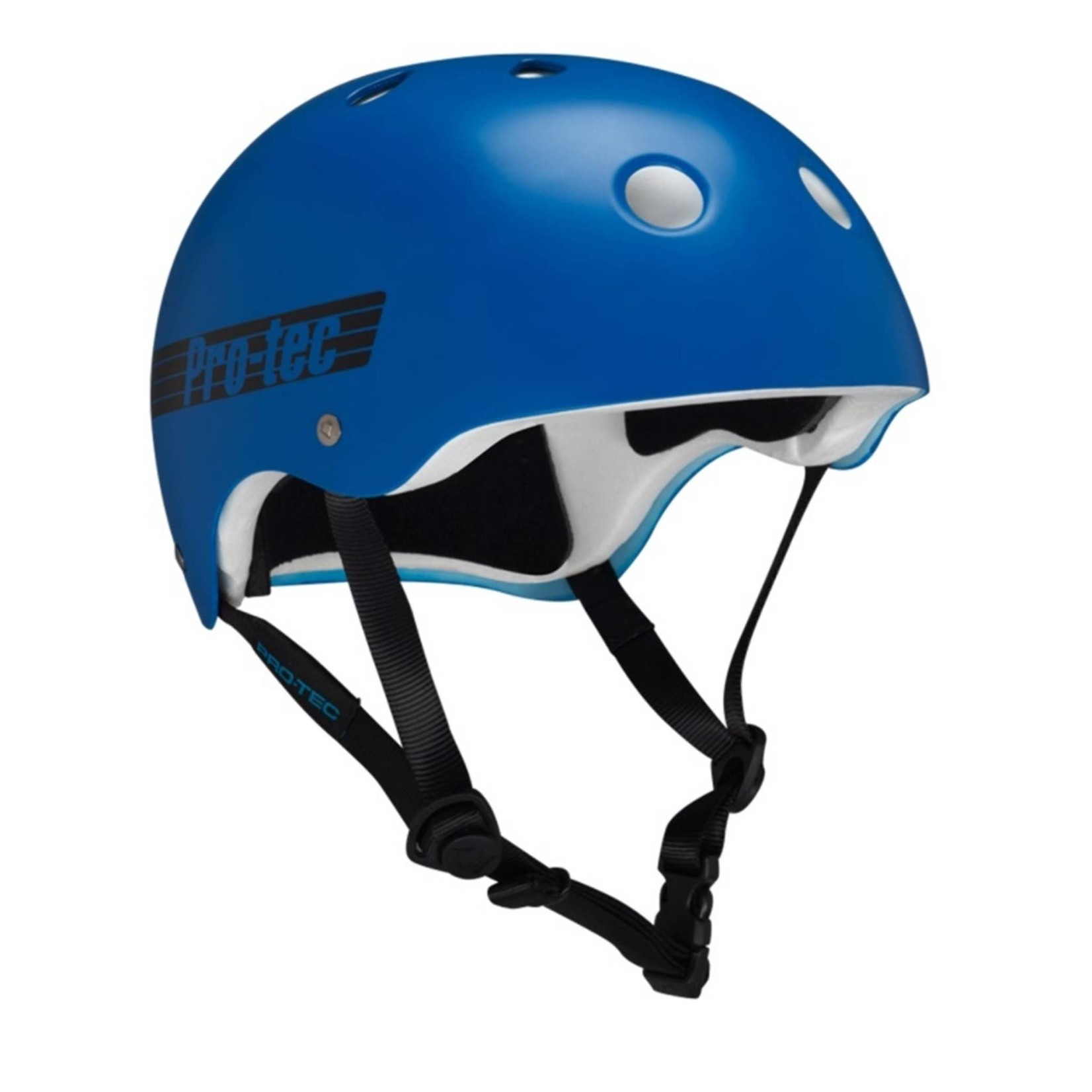Protec Classic Blue Helmet Large