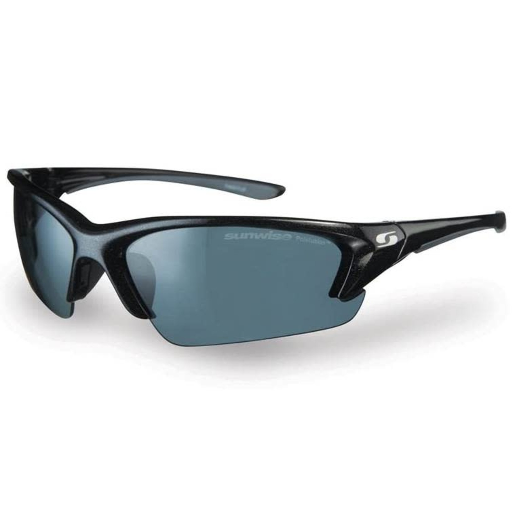 Sunwise Canary Wharf Sunglasses Black