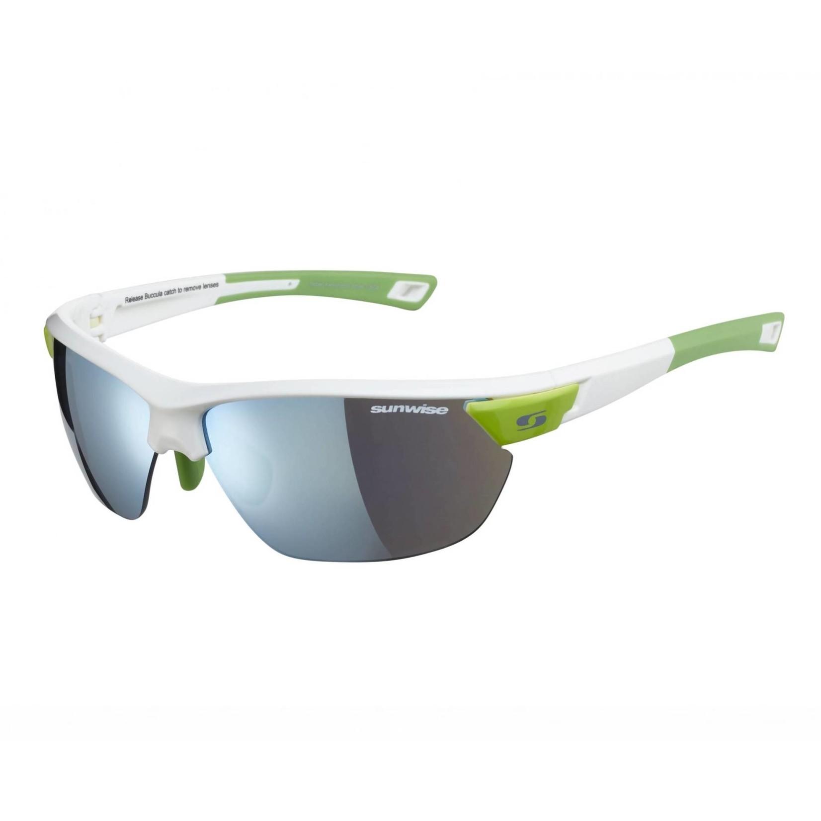Sunwise Kennington Sunglasses White