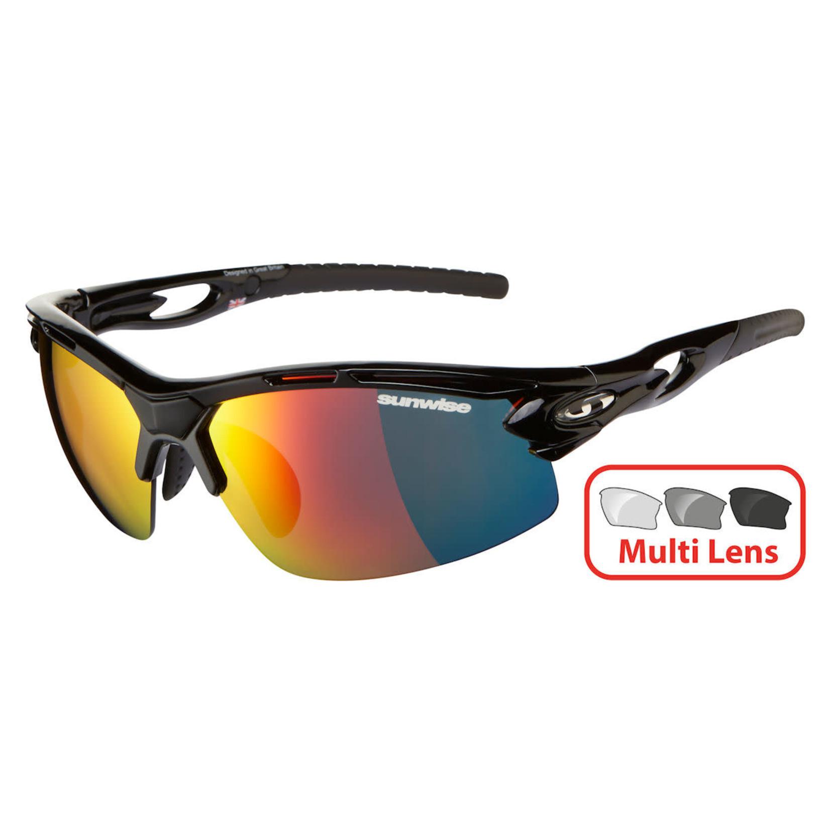 Sunwise Vertex Sunglasses Black