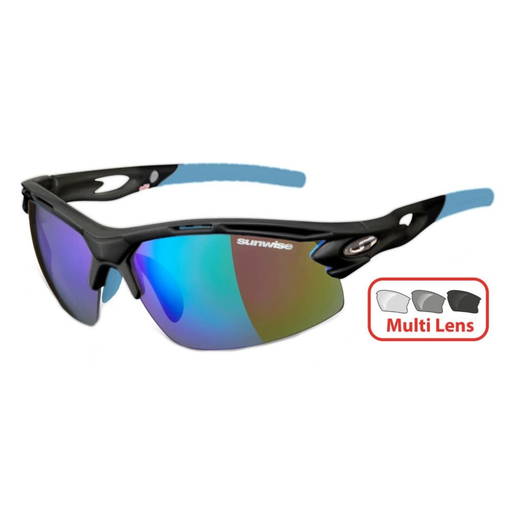 Sunwise Vertex Sunglasses Grey