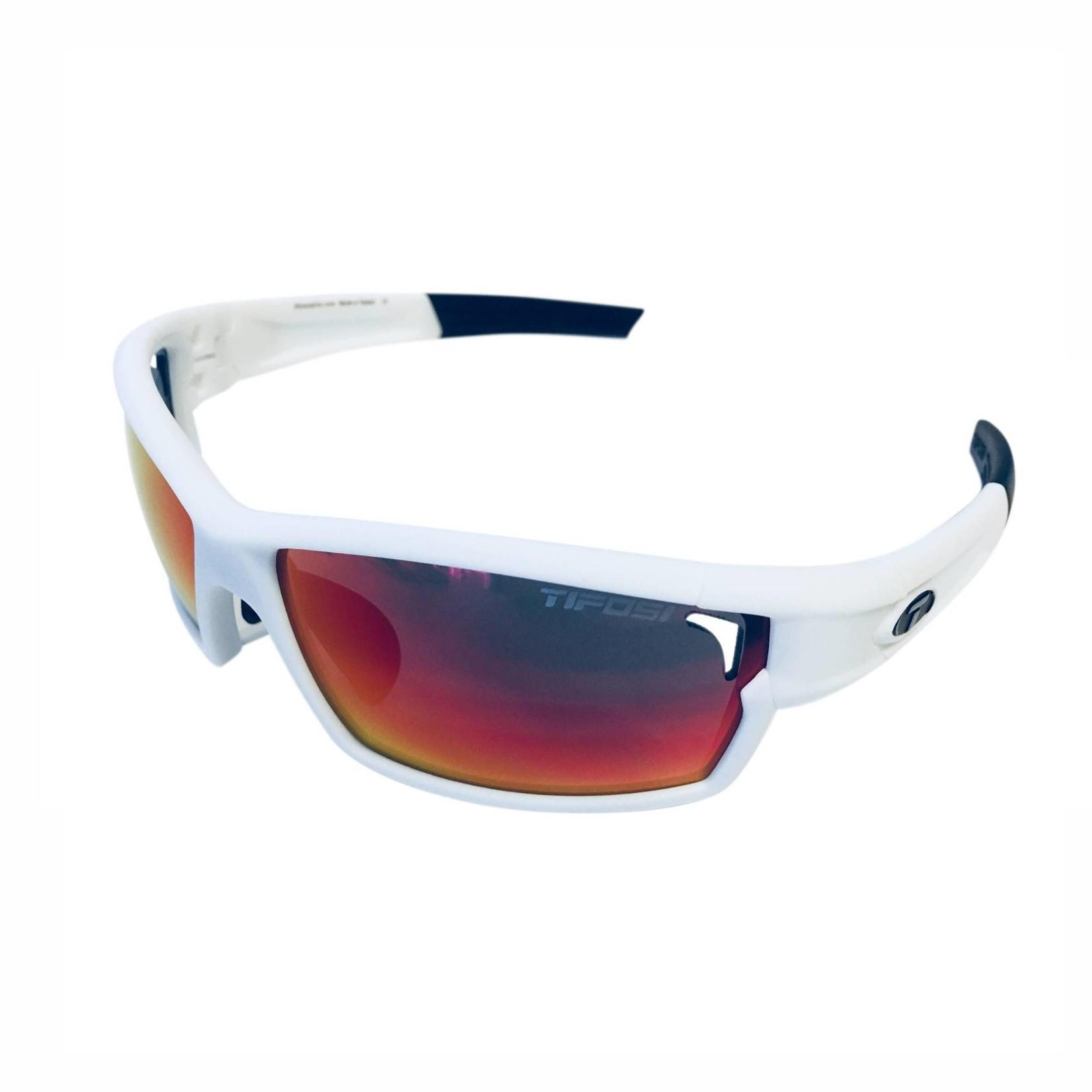 Tifosi Camrock Sunglasses White