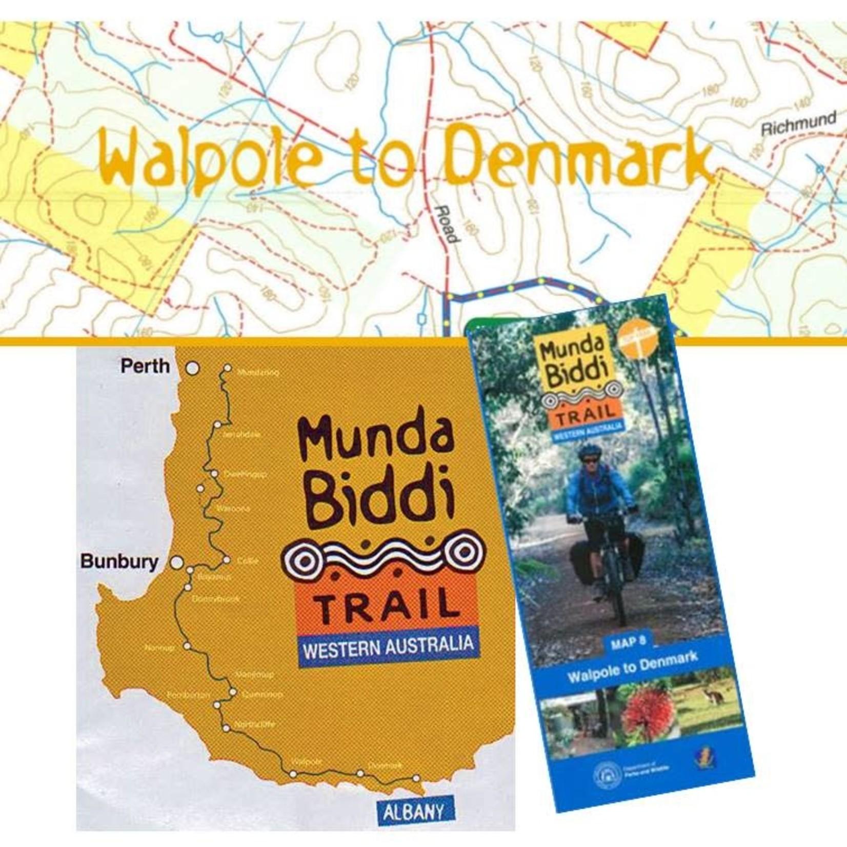 Munda Biddi MTB Trail Map 8