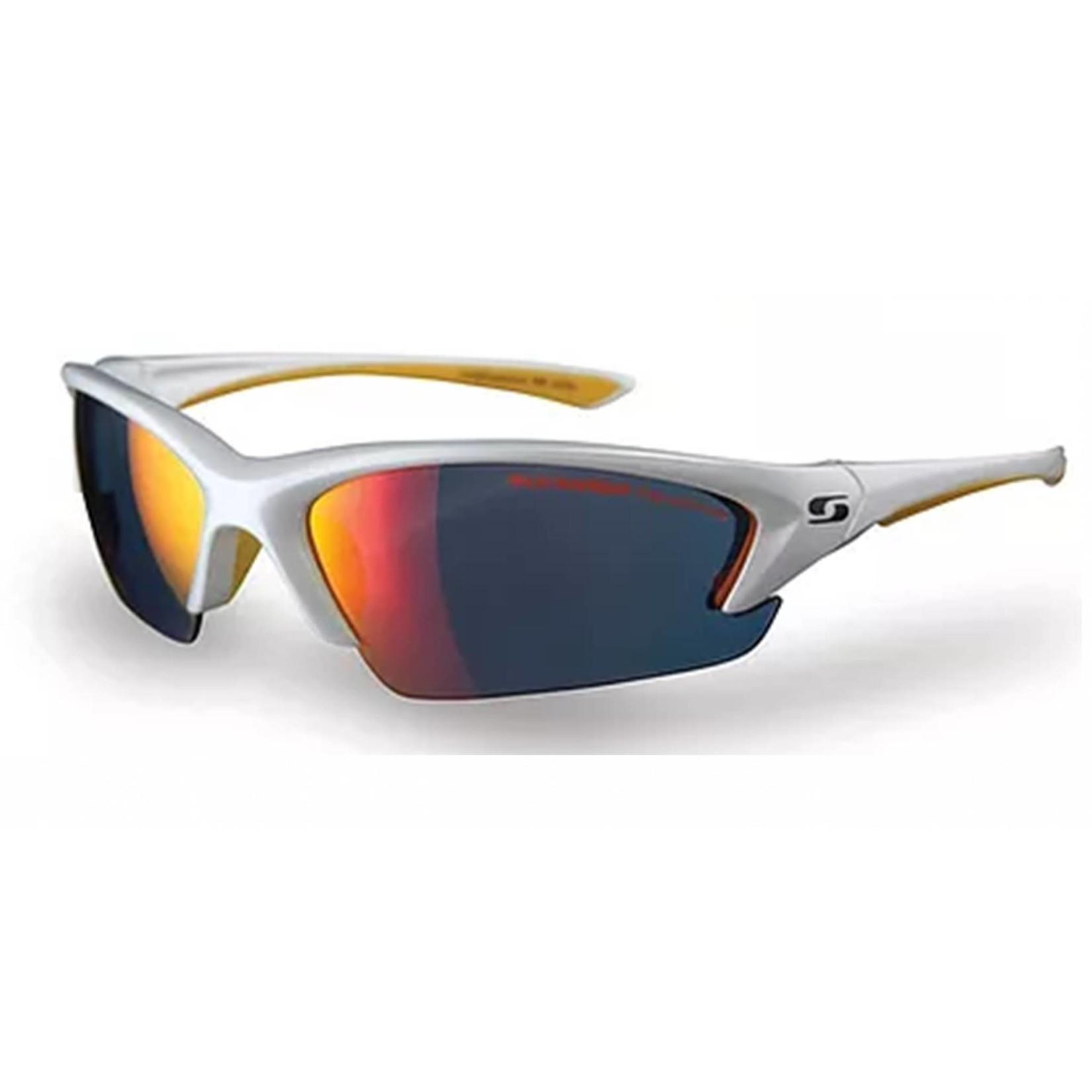 Sunwise Equinox RM Sunglasses Grey/Orange