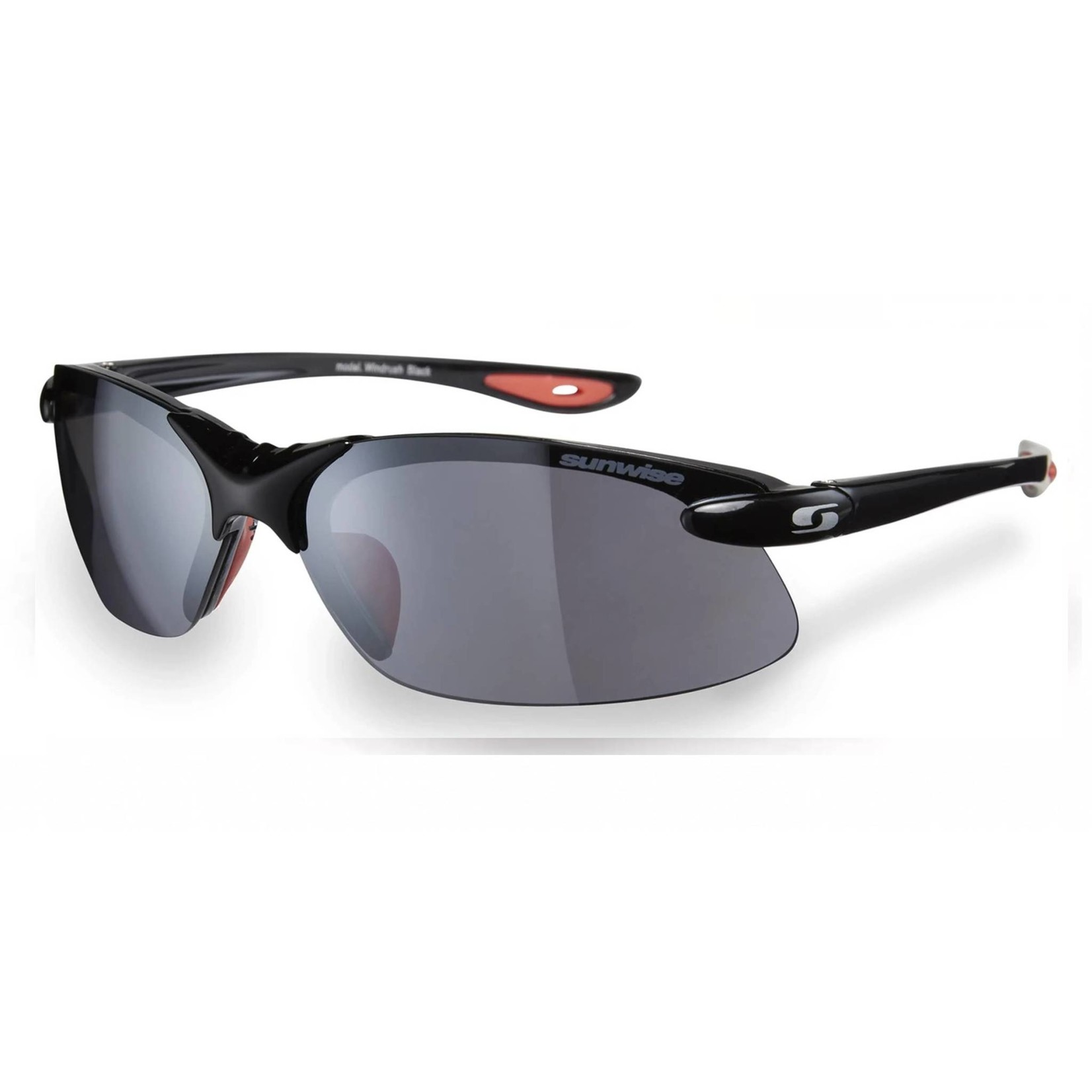 Sunwise Windrush Sunglasses Black
