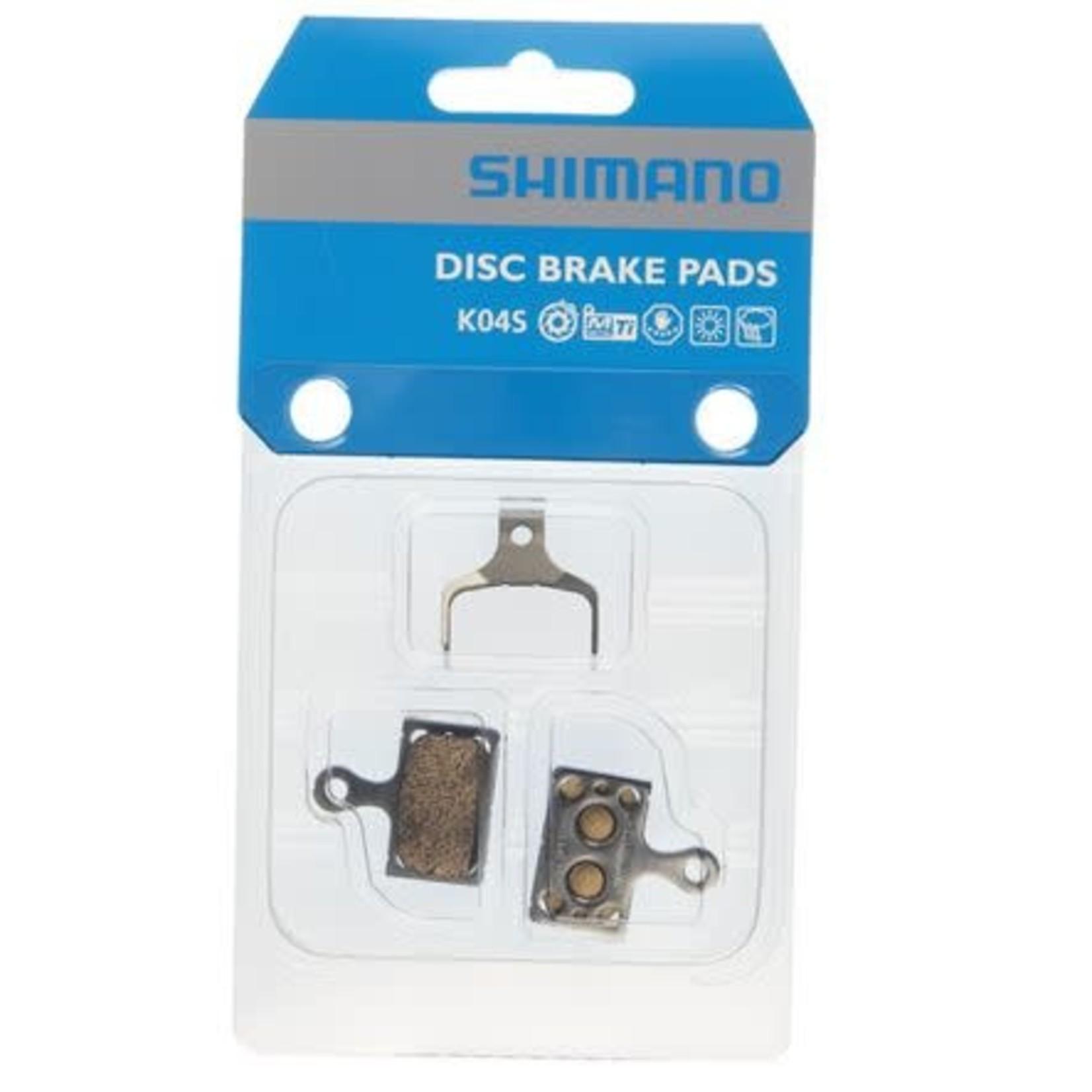 Shimano BR-R9170 K04S Metal Disc Pads