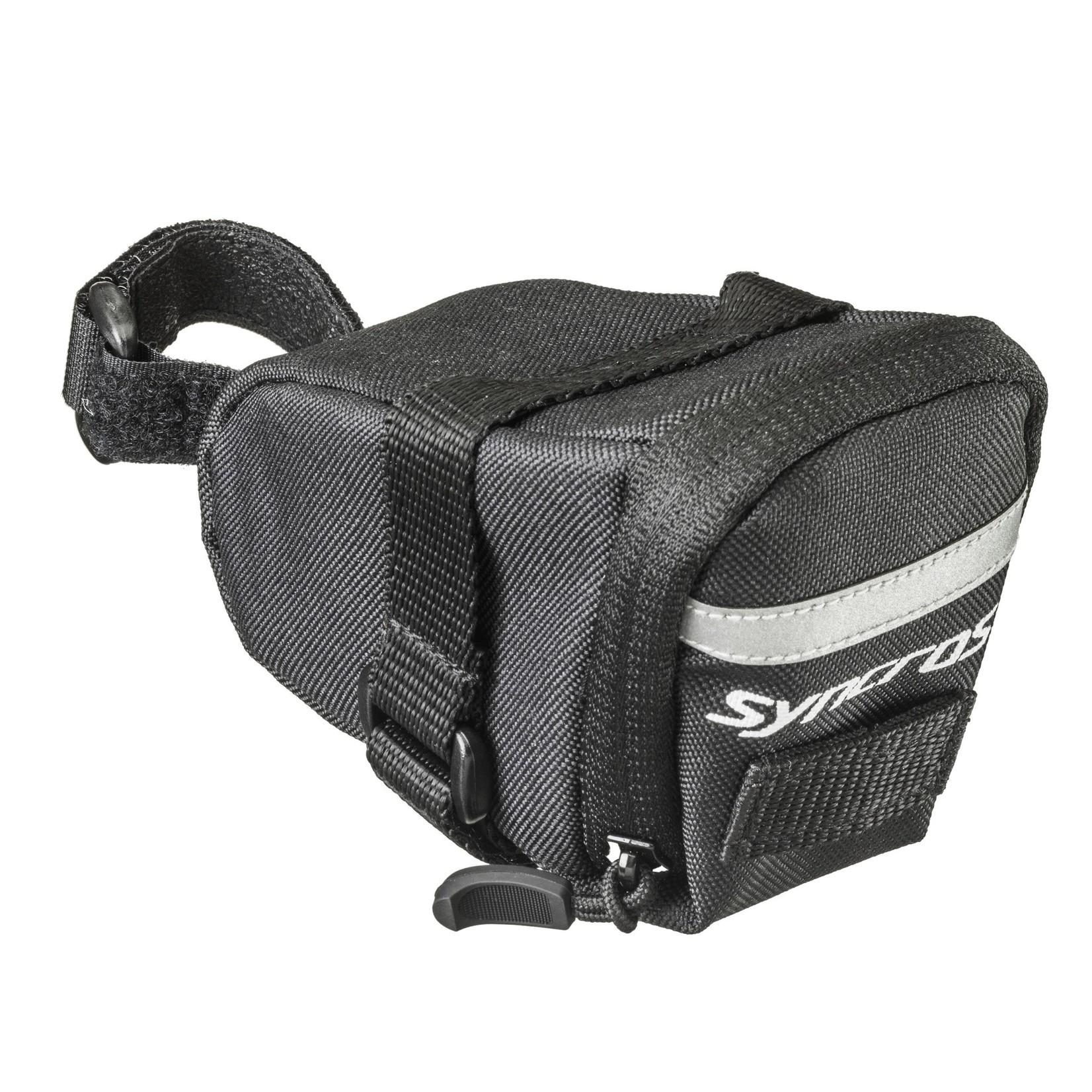Syncros Bicycle Saddle Bag Black M