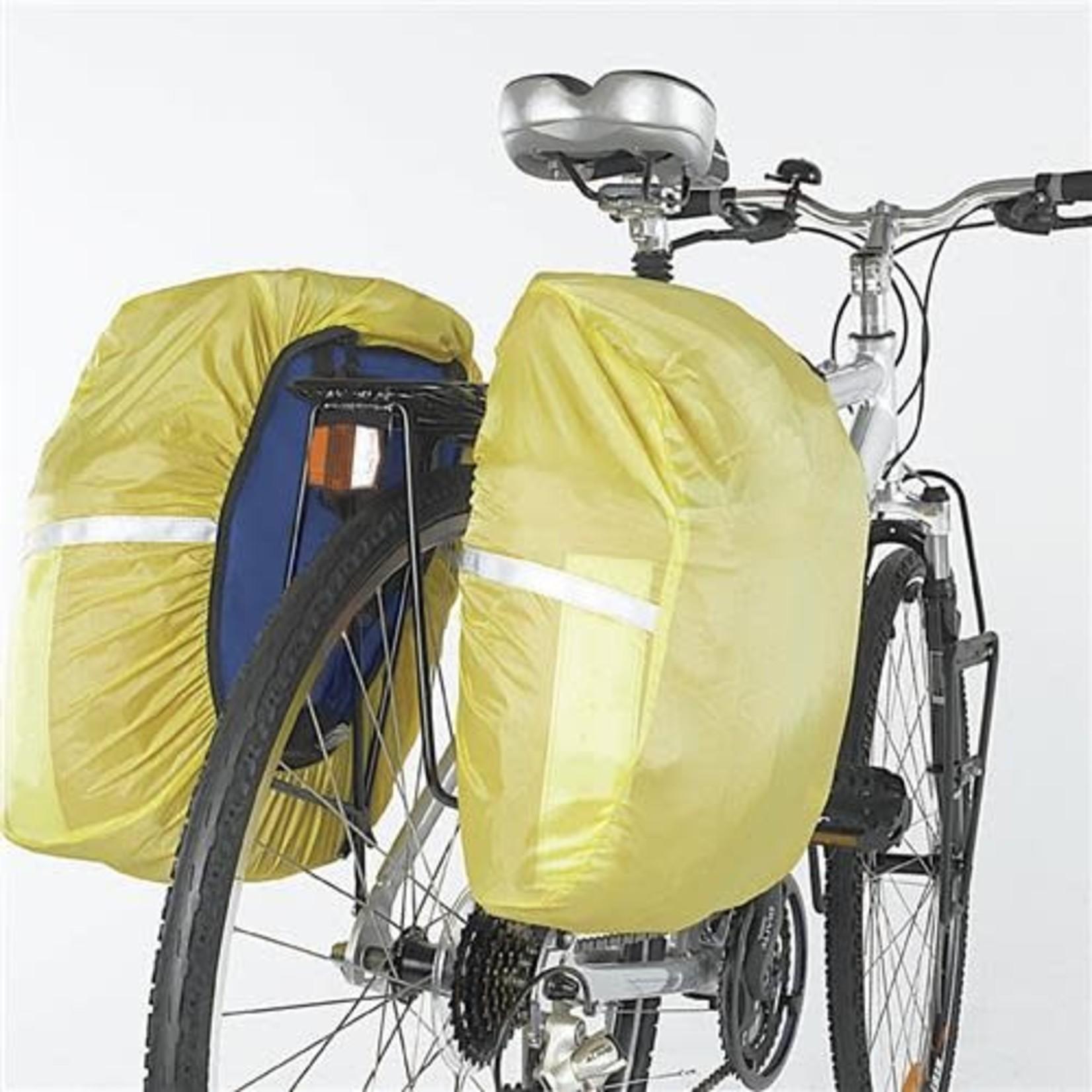 Azur Pannier Bag Commuter Blue