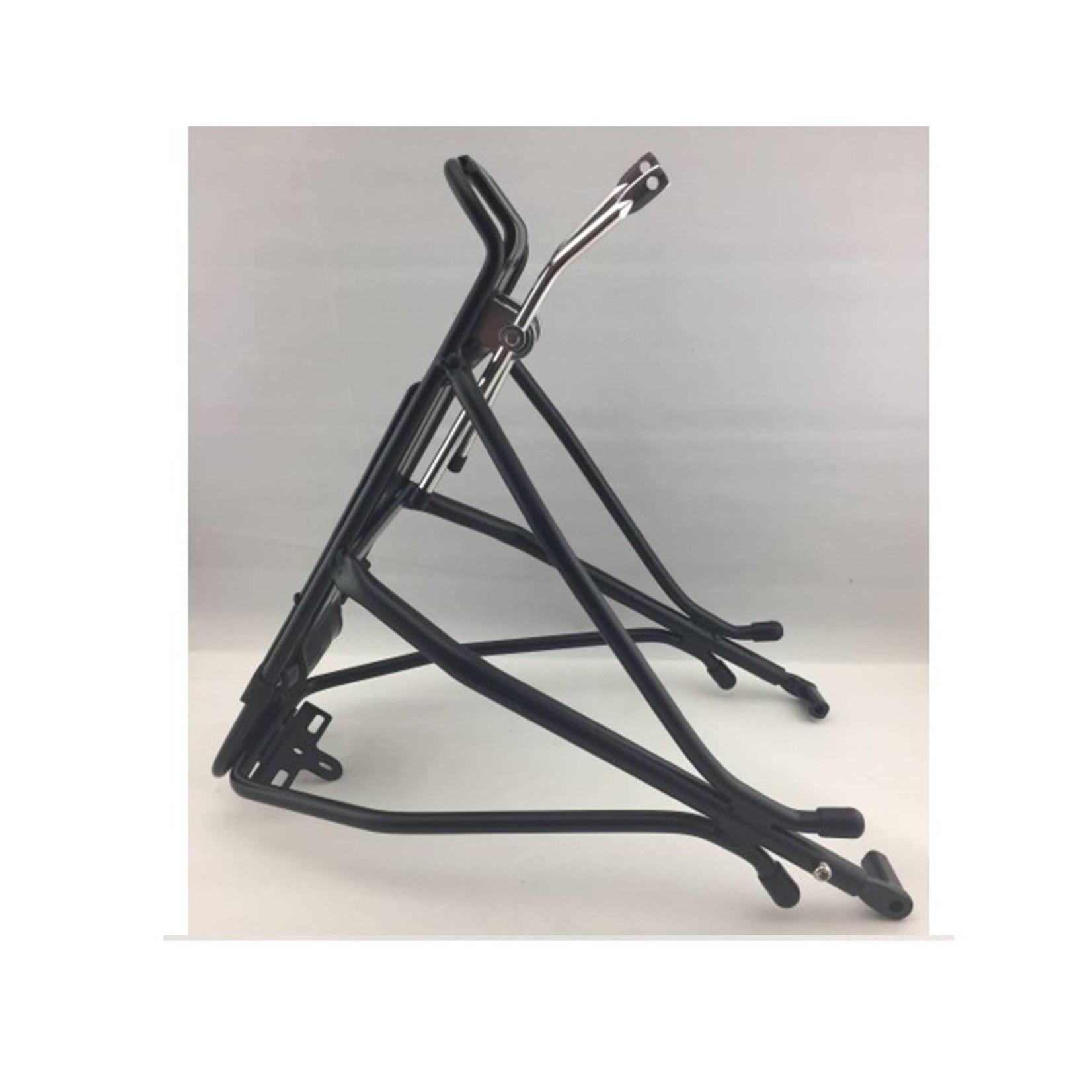 Maxx Pro Adjustable Disc Alloy Pannier Rack