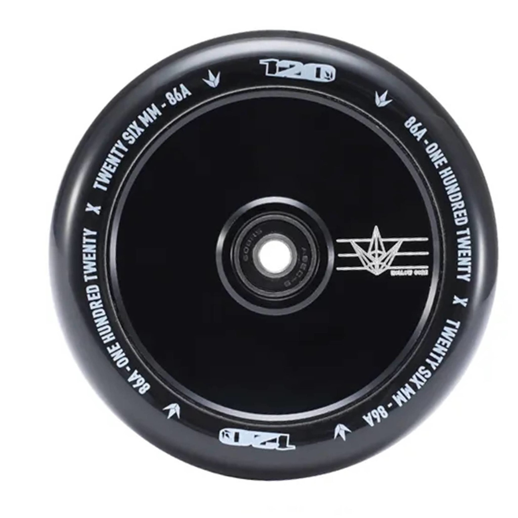 ENVY Envy Hollow Core Scooter Wheel 120mm Black