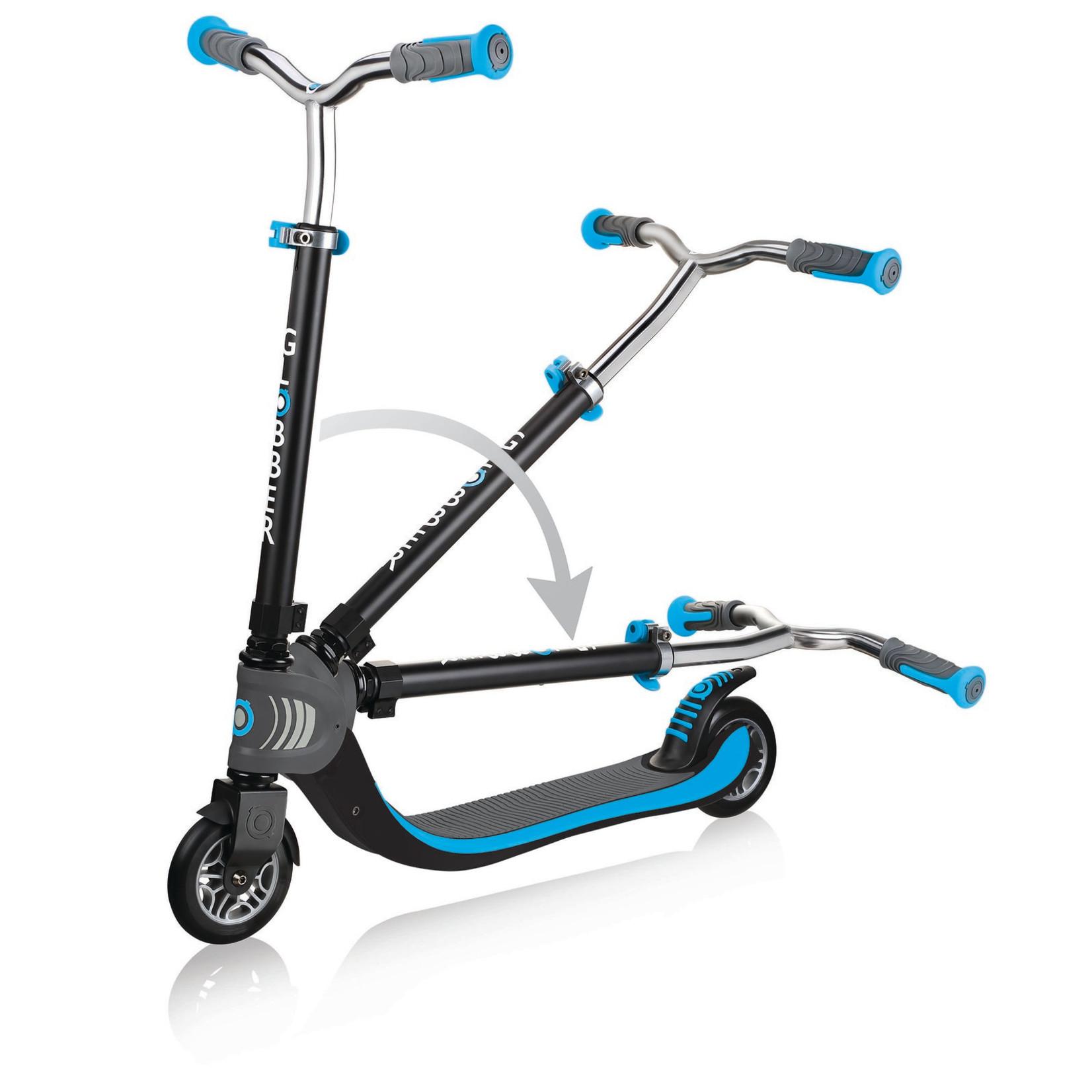 Globber Foldable Flow 125 Scooter Sky Blue