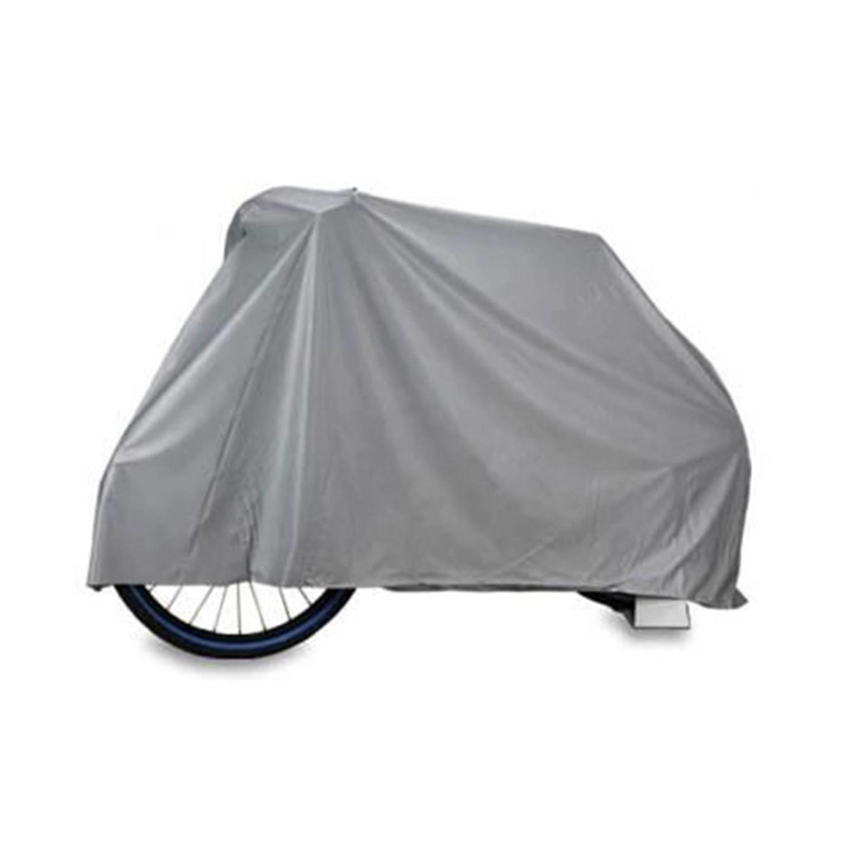 Bicycle Cover 69 x 23 x 33 PVC Silver