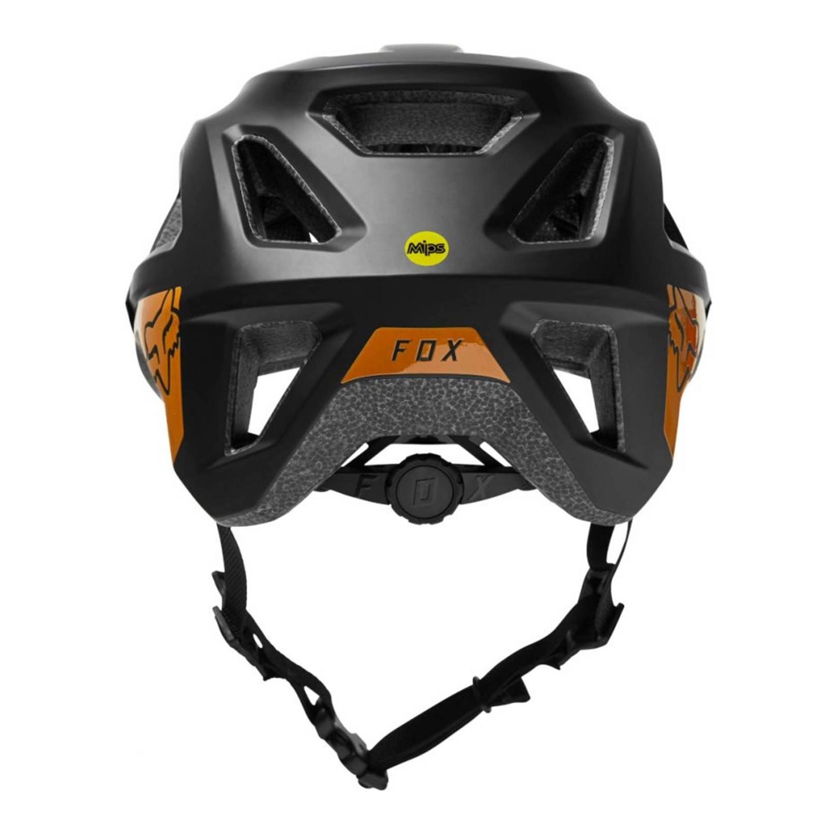 FOX Mainframe MIPS Helmet Black/Gold