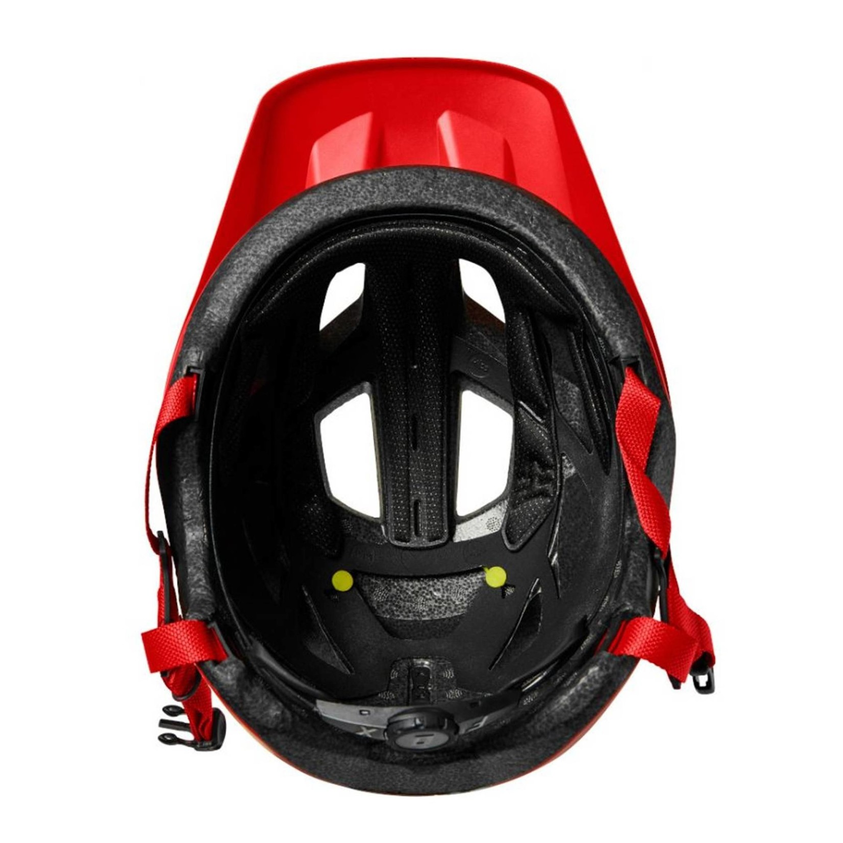 FOX Mainframe MIPS Helmet Flo Red